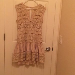 Plenty by Tracy Reese Cut-out Dress Anthropologie
