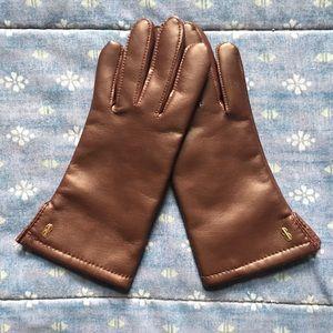 NWOT Bill Blass Vinyl and Acrylic Gloves