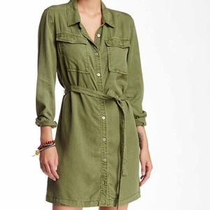 Sanctuary Button Down Dress