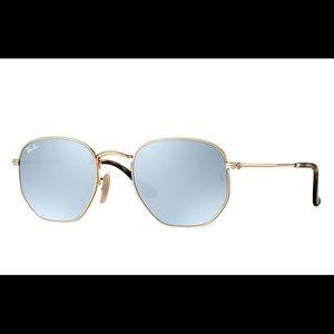 Ray ban mirror lens sunglasses