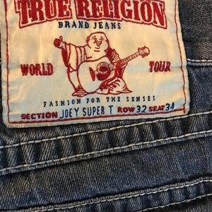 True religion Slim boot cut jeans 50$
