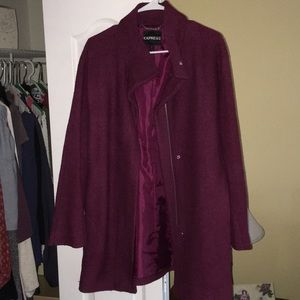 NWOT BRAND NEW Express Coat