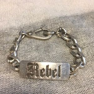 REBEL LUCKY BRAND BRACELET