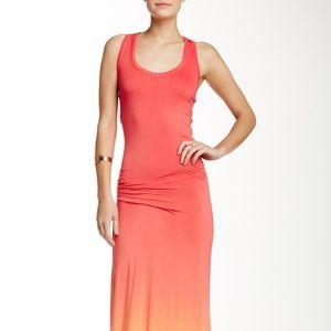 YOUNG FABULOU & BROKE Hampton Maxi Dress! Small