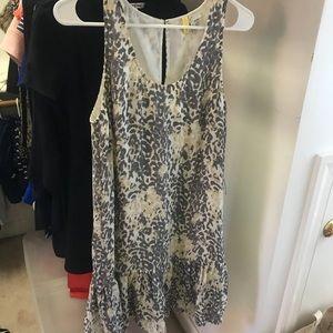 Leopard Joie dress