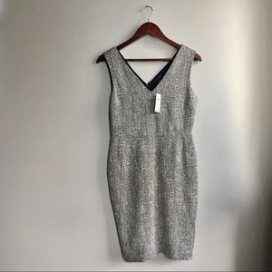 Banana Republic Tweed Dress - Size 4 New With Tags