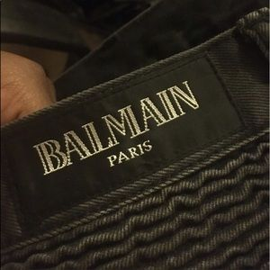 Balmain Jeans - Balmain jeans