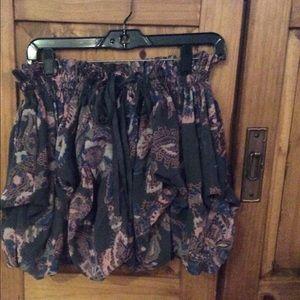 All Saint Draconis Bubble Skirt size US 10