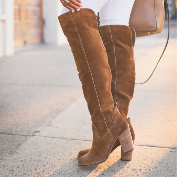 be01dc0b871 Vince Camuto  Melaya  Over the Knee Boot. M 5a11a5e0680278936c06e826