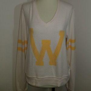 Wildfox Sweatshirt Size Small W