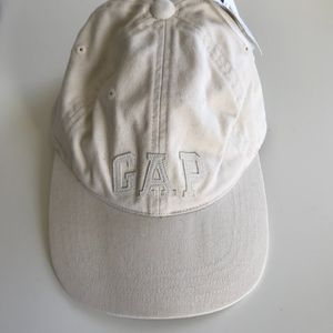 NWT Women's Gap Tan Baseball Hat Size S/M