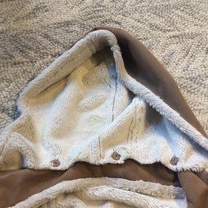 Anthropologie Jackets & Coats - Anthropologie Idra Faux Shearling Coat