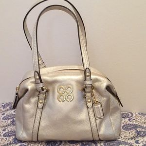 Coach Small Gold Purse -NWOT