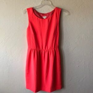 JCrew sleeveless dress