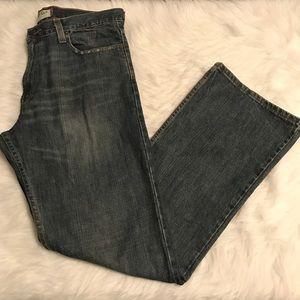 Men's 36X32 527 low bootcut jeans
