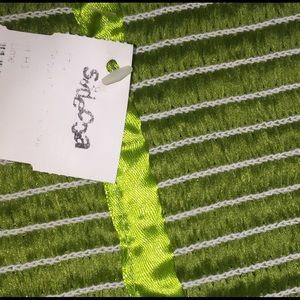 408db7aee3 Sidecoa Tops - Sidecoa Lime Green Sequin Tube Top   Mini Skirt