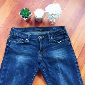 Lucky Brand Sienna Cigarette Jeans