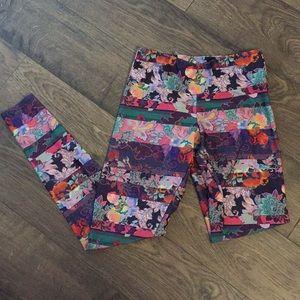 Onzie Floral Multi pants S/M