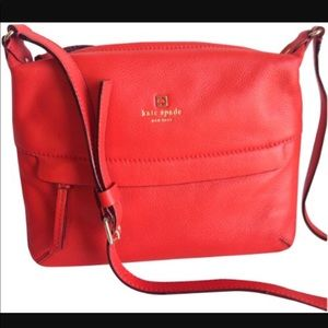Kate Spade Grant Park Starla Leather Crossbody