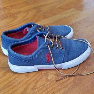 POLO Faxon Sneakers 7.5 Mens
