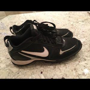 Boys Nike Football cleats, size 8