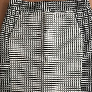 Banana Republic Straight Mini Skirt