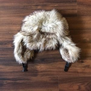 Express Faux Fur Hat