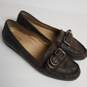 FRYE Janet Slip-on Loafers