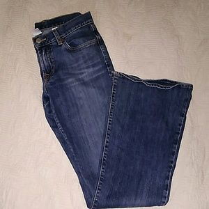 Lucky Brand Jeans Dungarees by Montesano Size 4/27