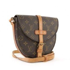 Louis Vuitton Chantilly over the shoulder bag