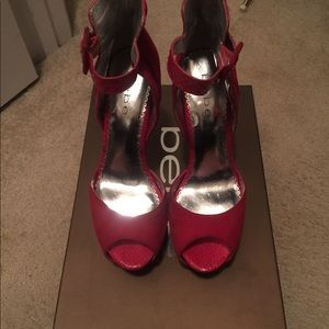 Cherry Red Shoes