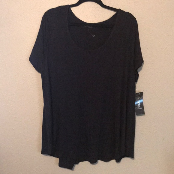 c2ef3870a2e26 Plus size 3xl Tempted tees in black (2 tops)