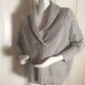 Ann Taylor Chunky Wool Sweater