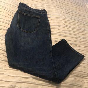Gap jeans, Sexy Boyfriend style, size 32