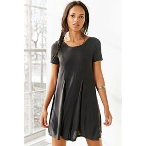 silence+noise riley trapeze dress