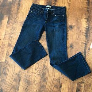 Banana Republic slim boot cut jeans