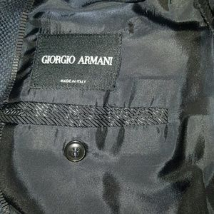 Giorgio Armani dress jacket