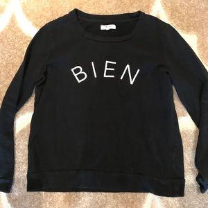 Madewell Bien Fait French Terry Sweatshirt