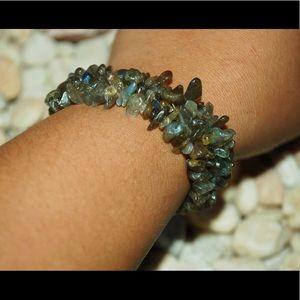 handmade & handcrafted gemstone jewelry Jewelry - ❗️CLEARANCE❗️Natural Labradorite Bracelet One Size