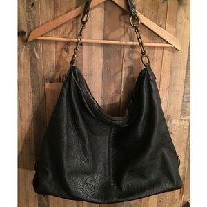 J. Crew • Vintage Hobo Bag