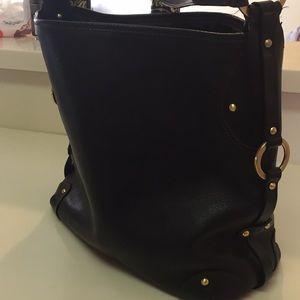 Etienne Aigner medium bucket handbag authentic