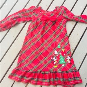 Disney Christmas Dress ☃️🎄