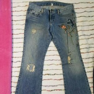 Size 8 Abercrombie & Fitch Jeans