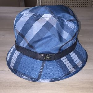 Burberry Plaid Hat