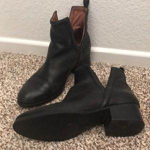 Jeffrey Campbell oriley boots