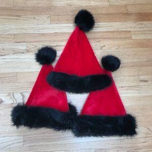 Naughty Santa Hats!