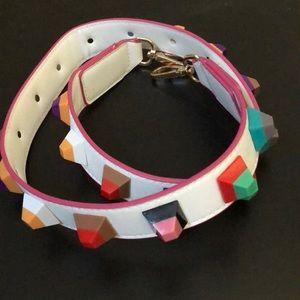 White handband strap