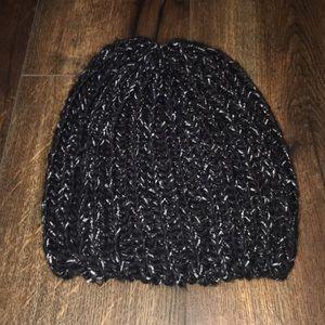 Floppy winter hat