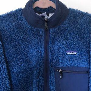 Men's XL Blue Patagonia Coat