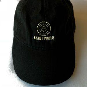Saint Pablo Kanye West Tour dad hat